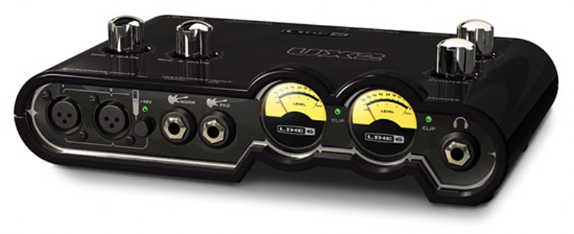 Line 6 launches POD Studio USB interfaces, POD Farm plug-ins