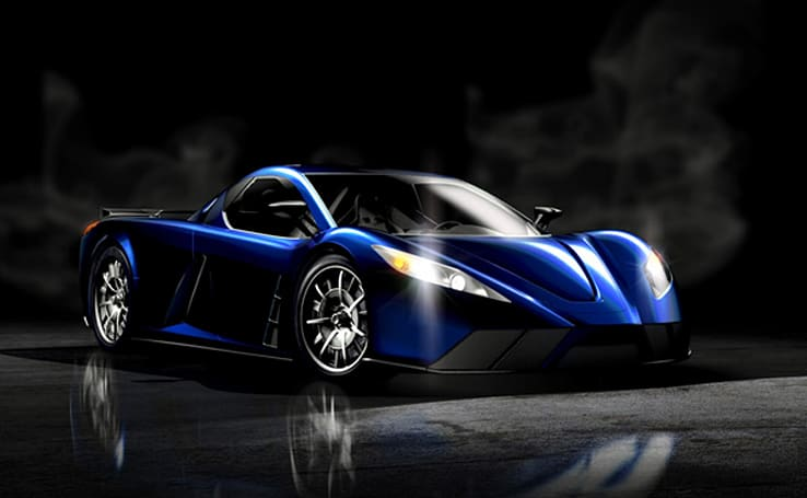 Kepler Motion brings 800bhp using dual-engine hybrid magic