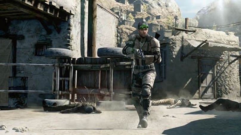Report: Ubisoft in talks with Warner Bros., Paramount on Splinter Cell movie deal