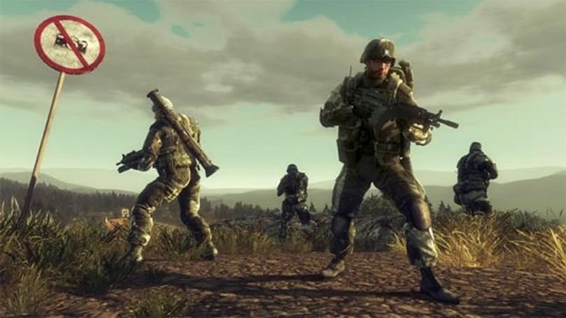Fox is developing a Battlefield: Bad Company TV show