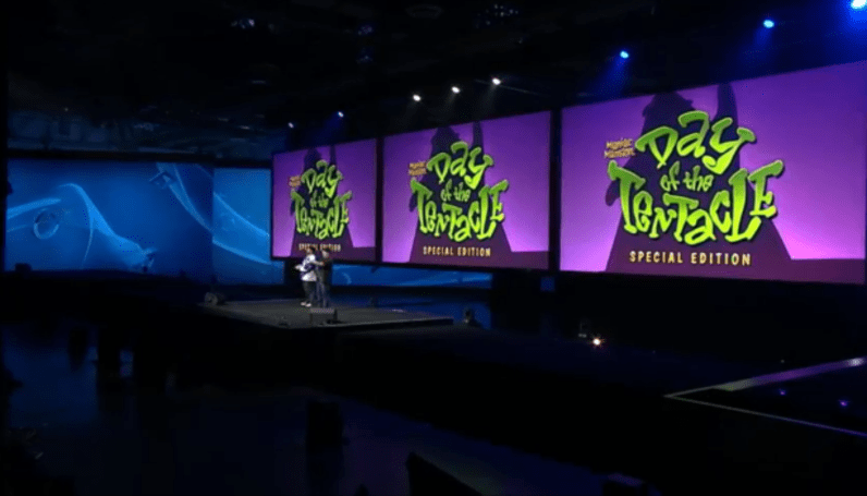 Double Fine bringing Broken Age, Day of the Tentacle to PS4, Vita