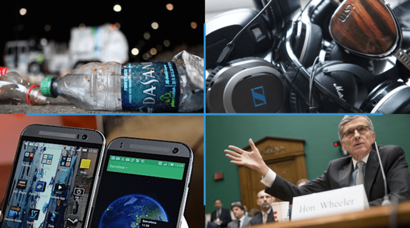 Engadget Daily: The FCC's new net neutrality rules, HTC's One Mini 2 and more!