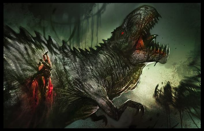 Rumorang: Turok 2 was real, now really dead [updated]