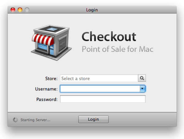 TUAW Review: Checkout, top notch Point of Sale software for Mac