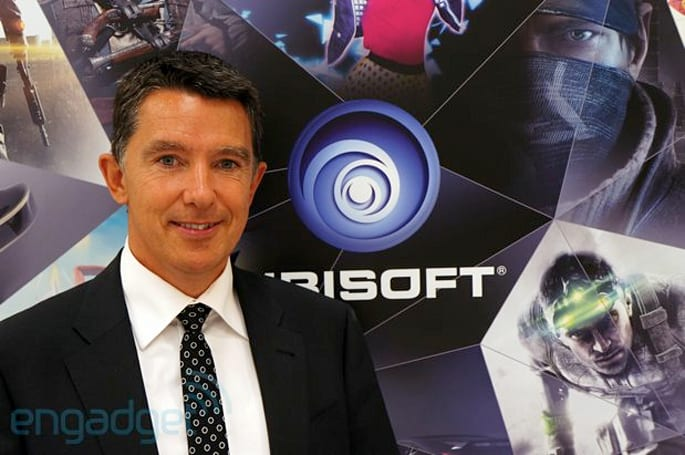 Ubisoft isn't afraid of mobile gaming, sees a bright future in Wii U and Oculus Rift