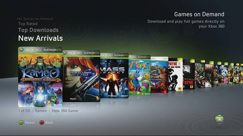 Xbox Live update preview program now accepting applicants