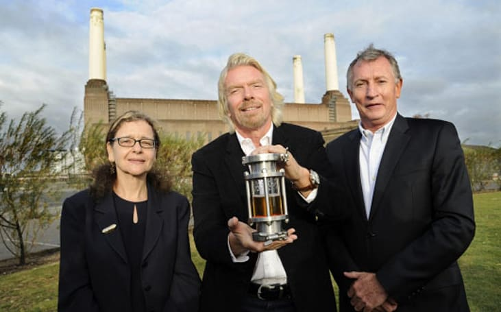 Virgin Atlantic launches low-carbon fuel, aims to halve carbon footprint (video)