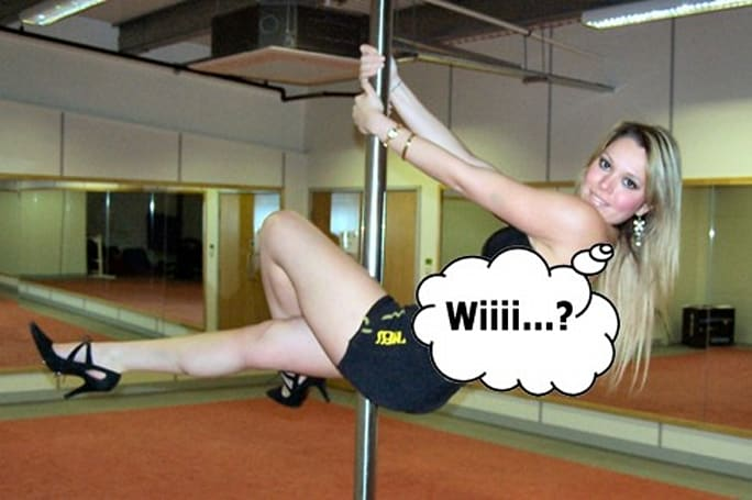 Pole poll: Your pick to make a Wii pole dancing 'game'