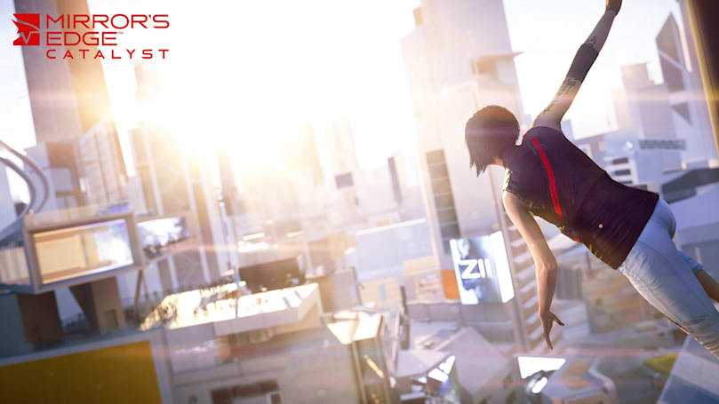 'Mirror's Edge Catalyst' release date pushed back to May 2016