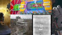 ドガの肖像画に別の女性、X線で浮かぶ・LHCで発見の新粒子は存在せず・チェルノブイリを太陽光ファームに(画像ピックアップ44)
