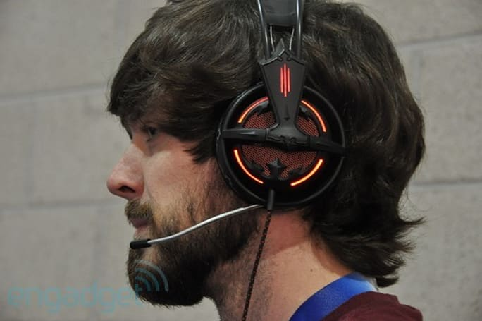 SteelSeries Diablo III headset and mouse: demon slaying flair for your skull and desktop