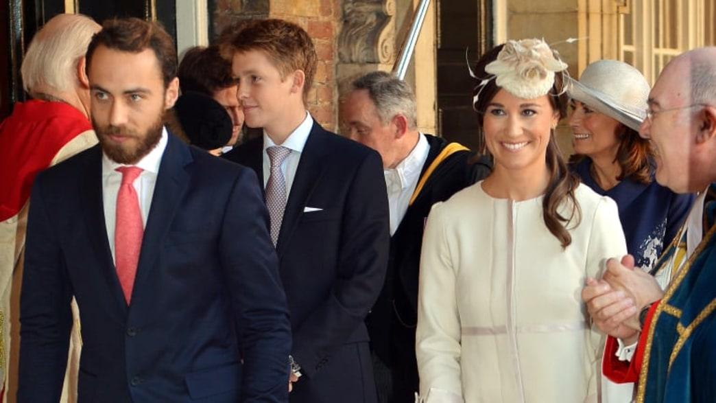 Pippa Middleton's unusual christening gift revealed