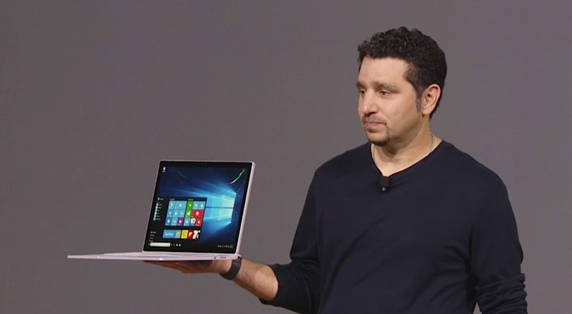 Microsoft's Surface Book is its first (and 'ultimate') laptop