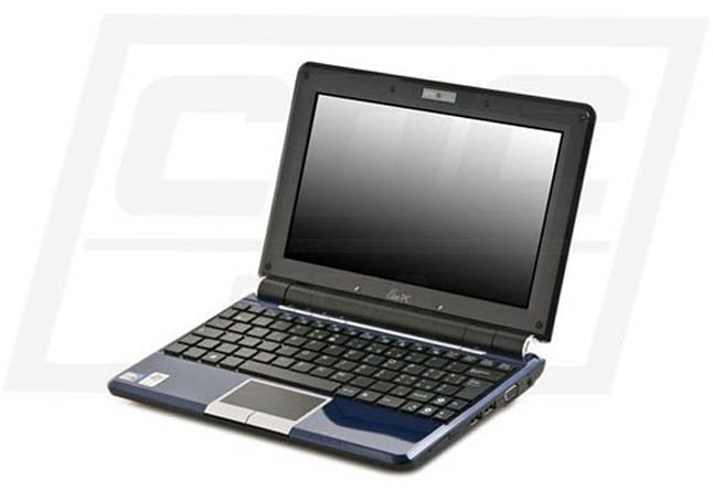ASUS Eee PC 1000HV resurfaces with Atom N280, HD 3450