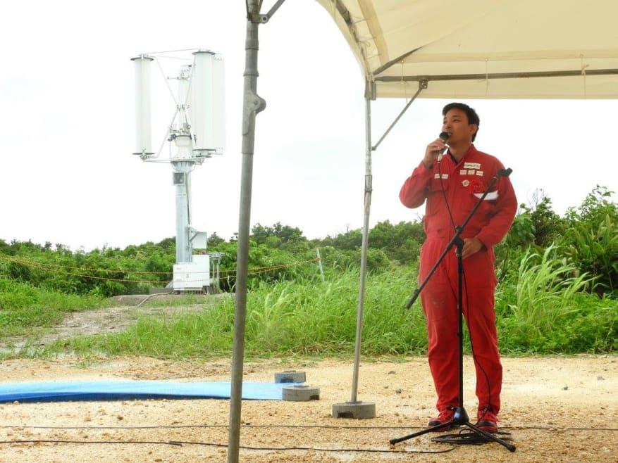 Questo ingegnere giapponese può trasformare un disastro naturale in un'opportunità
