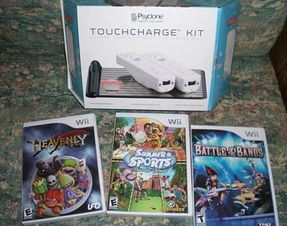 Reminder: Psyclone Touchcharge Kit and 3 games up for grabs
