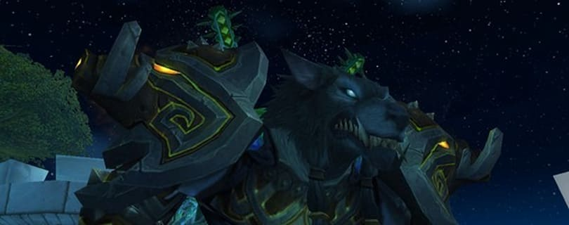 Know Your Lore: The Tinfoil Hat worgen edition