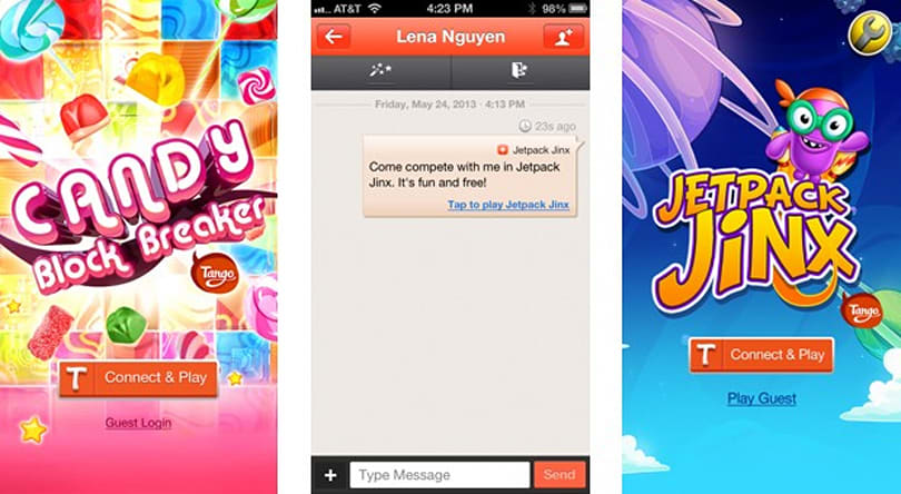 Tango launches social platform SDK, brings its chat layer to other apps