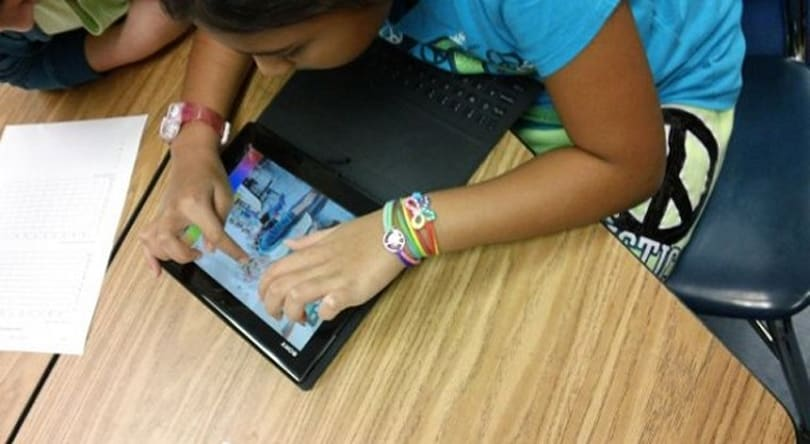 Sony K-12 initiative puts the Xperia Tablet S into schools