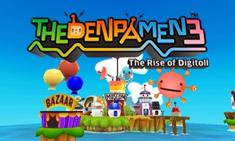 The Denpa Men 3 debuts May 8, demo coming next week
