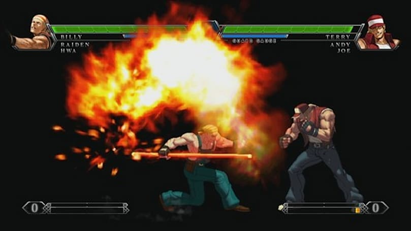 KOF XIII trailer is a combo of combos
