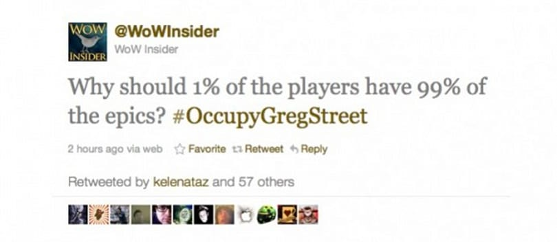Everything is Ghostcrawler's fault with #OccupyGregStreet