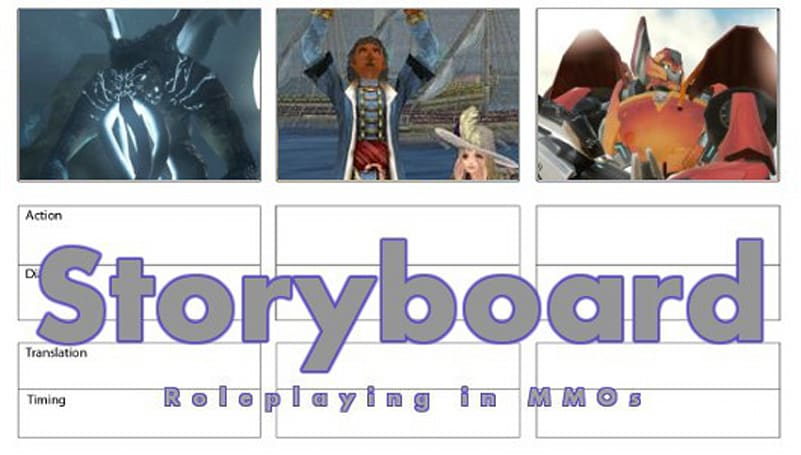 Storyboard: Making a challenging character