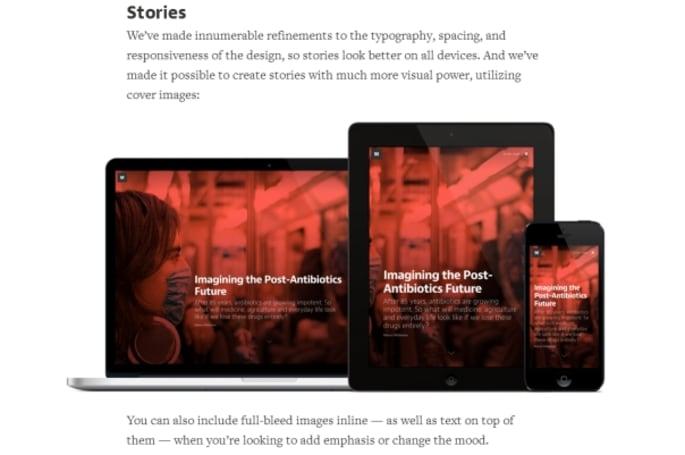 Medium brings design and photo improvements to its social publishing platform