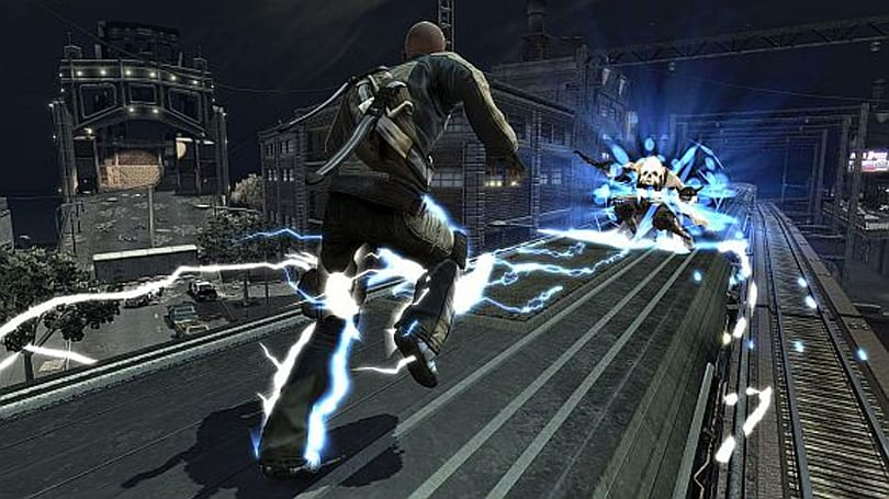 inFamous is temporarily inExpensive, $27 on Amazon