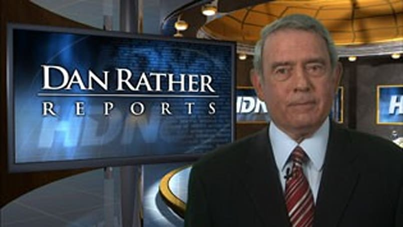 Dan Rather is coming to HDNet