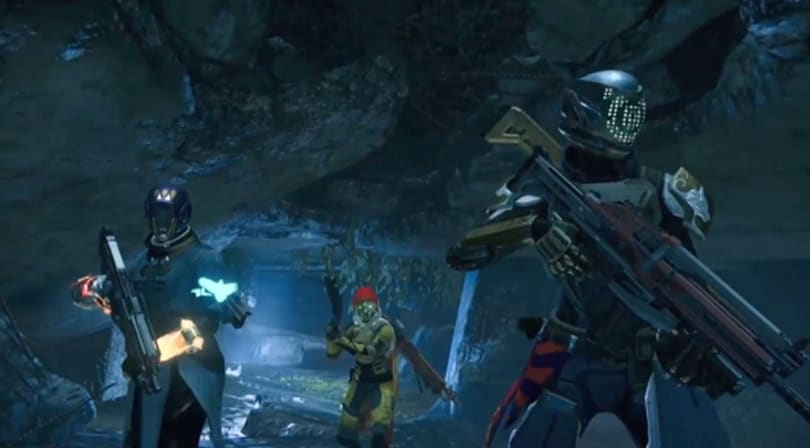 Bungie gives Destiny players the gift of Legendary weapons