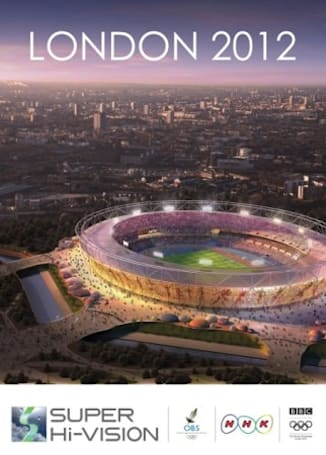 2012 London Olympics Super Hi-Vision broadcast coming to select US, Japan, UK locations