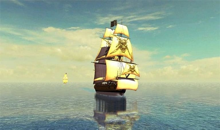 Pirates of the Burning Sea now sailing the free-to-play seas