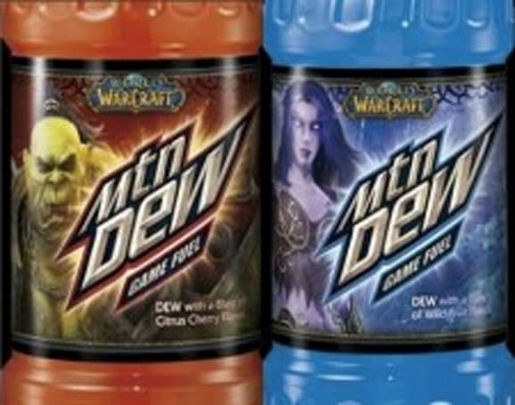 World of Warcraft and Mountain Dew contest prizes include BlizzCon trips and laptops