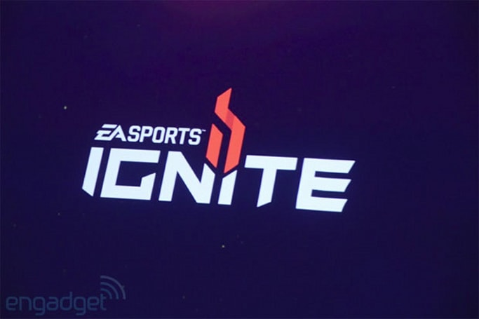 EA announces EA Sports Ignite, a next-generation game engine