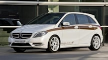Mercedes-Benz debuts B-Class E-Cell Plus EV concept, the suburban limo revisioned
