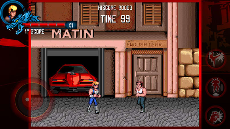 Double Dragon Trilogy punches its way to Android and iOS (video)