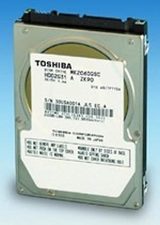 Toshiba's latest HDDs are automotive-grade, dashboard-bound