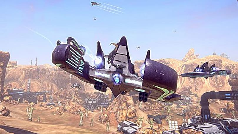 PlanetSide 2 opens up double XP to celebrate new Hossin map
