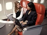 Boeing installs 50Mbps eXConnect broadband on 737