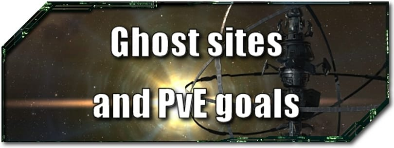 EVE Evolved: Ghost Sites and PvE goals
