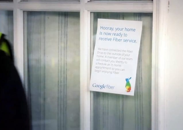 Google Fiber installations begin, come with a larger TV channel choice in the bargain (video)