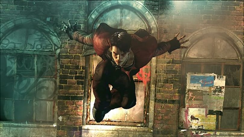 Devil May Cry trailer and screens show off Ninja Theory's spin