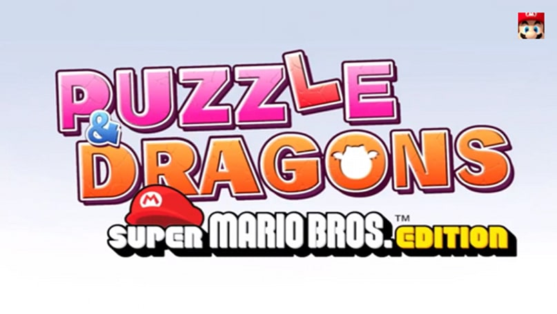 Puzzle & Dragons: Super Mario Bros. Edition coming to the West