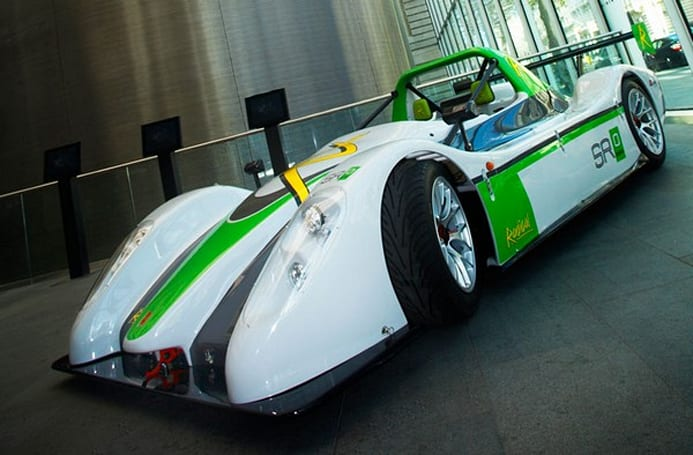 Racing Green Endurance SRZero electric car to make 16,000 mile trip, 250 at a time