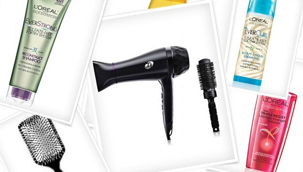 Essentials for beautifully healthy hair