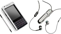 Sony Ericsson opens the gates with headset, 3 more handsets