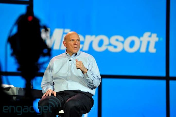 Microsoft announces Q2 earnings: record $20.89 billion in revenue, $6.62 billion net income