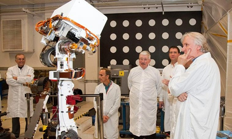 NASA forced to abandon plans for 3D camera in next Mars rover, James Cameron not losing faith yet