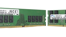Samsung first to market with 10-nanometer DRAM